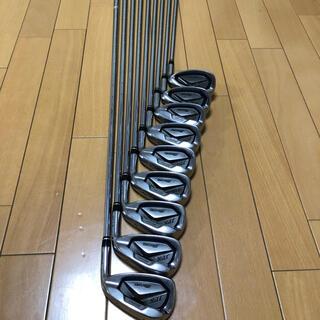 MIZUNO - ゴルフ ミズノアイアンセット JPX E500