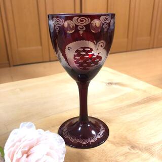 ボヘミア クリスタル(BOHEMIA Cristal)のボヘミアグラス ラスカ エーゲルマン ワイン(グラス/カップ)