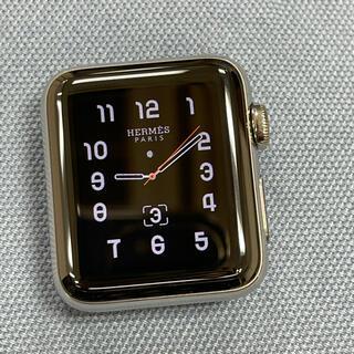 エルメス(Hermes)のエルメス アップルウォッチ series2 38MM(腕時計)