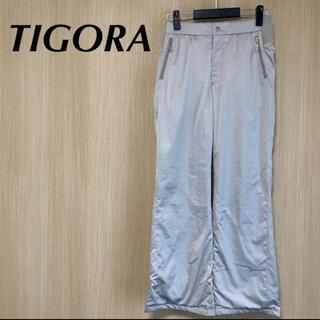 ティゴラ(TIGORA)のTIGORA ティゴラ レディース 9 パンツ ウィンドブレーカー ナイロン M(ウエア)