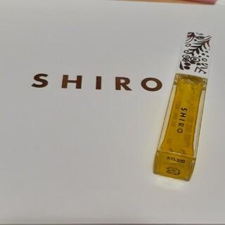 shiro - SHIRO クリスマスコフレ エッセンスリップオイル