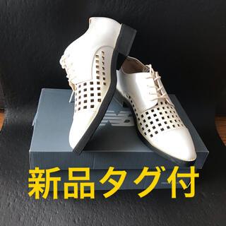 JEANASIS - 新品タグ付★ジーナシス レースアップシューズ パンツ✳︎ワンピースにも◎ 楽チン