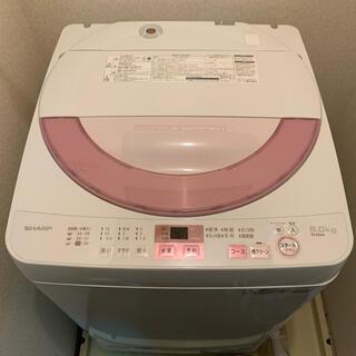 SHARP - 洗濯機 SHARP 2017年製