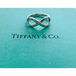Tiffany & Co. - インフィニティリング 11号 Tiffany ティファニー