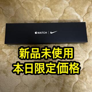 アップルウォッチ(Apple Watch)のApple Watch シリーズ6 NIKEモデル 44mm GPSモデル(腕時計(デジタル))