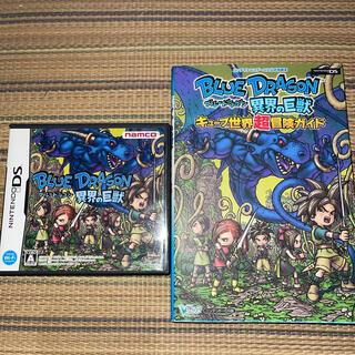 ニンテンドーDS(ニンテンドーDS)のブルードラゴン 異界の巨獣 DS(携帯用ゲームソフト)
