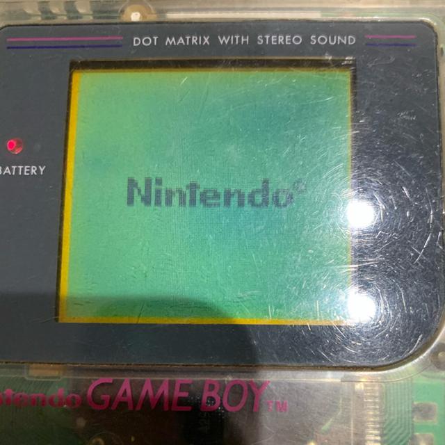任天堂(ニンテンドウ)のGAME BOY ゲームボーイ エンタメ/ホビーのゲームソフト/ゲーム機本体(携帯用ゲーム機本体)の商品写真