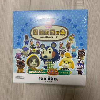 ニンテンドースイッチ(Nintendo Switch)のどうぶつの森  amiiboカード 第3弾BOX(Box/デッキ/パック)
