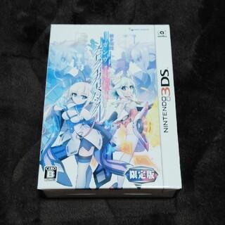 ニンテンドー3DS(ニンテンドー3DS)の蒼き雷霆(アームドブルー)ガンヴォルト ストライカーパック(限定版) 3DS(携帯用ゲームソフト)