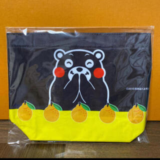 カゴメ(KAGOME)のカゴメ(オリジナルバッグ)くまモンバージョン2020(ノベルティグッズ)