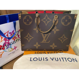 LOUIS VUITTON - オンザゴー GM LOUIS VUITTON