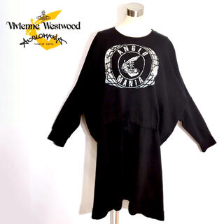 Vivienne Westwood - ヴィヴィアンウエストウッド アングロマニア ビッグシルエット ワンピース