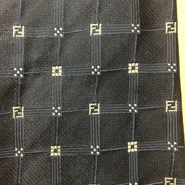 FENDI(フェンディ)のFENDI  フェンディ ネクタイ メンズのファッション小物(ネクタイ)の商品写真