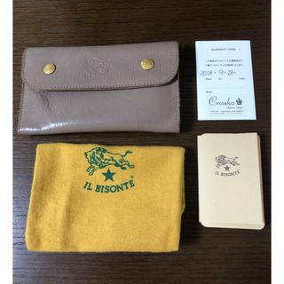 IL BISONTE - イルビゾンテ IL BISONTE 財布 匿名配送
