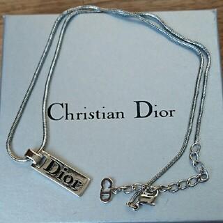 Dior - ネックレスDiorです