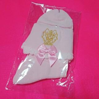 Angelic Pretty - 新品 Bunny college クルー丈ソックス🐰ピンク