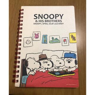 SNOOPY - スヌーピー リングノート