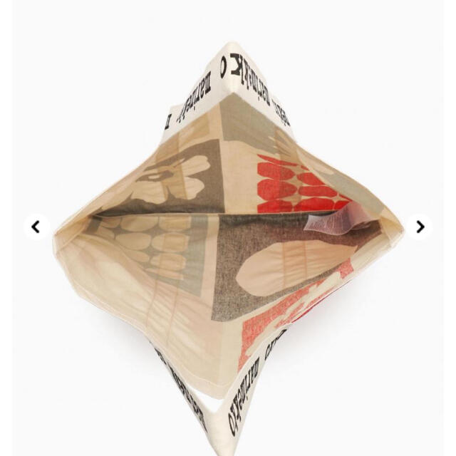 marimekko(マリメッコ)のマリメッコ 70周年記念 トートバッグ 松屋銀座 エコバッグ 限定トートバッグ  レディースのバッグ(トートバッグ)の商品写真