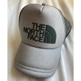 THE NORTH FACE - THE NORTH FACE ザノースフェイス ロゴメッシュキャップ グレー