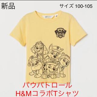 H&M - ✨新作✨パウパトロール Tシャツ(100-105)
