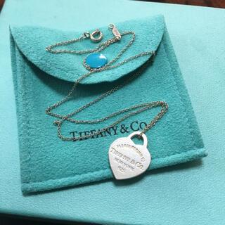 Tiffany & Co. - ティファニー リターントゥ ハート ネックレス Tiffany アクセサリー