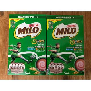 Nestle - ミロ スティック 2箱セット