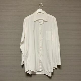 Yohji Yamamoto - Y's for men コットンビッグシャツ