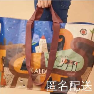 カルディ(KALDI)の新品未使用 KALDI エコバッグ (エコバッグ)