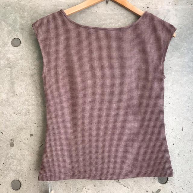 clear(クリア)のclear トップス レディースのトップス(カットソー(半袖/袖なし))の商品写真