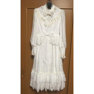 Angelic Pretty - Holy Lacy Dollロングワンピース