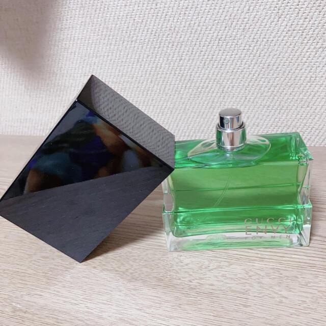 Gucci(グッチ)のグッチ エンヴィフォーメン ENVY   100ml  香水 コスメ/美容の香水(香水(男性用))の商品写真