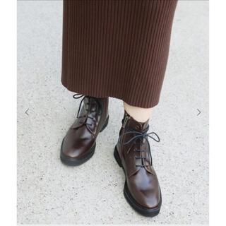 ルタロン(Le Talon)の新品未使用 牛革 ブーツ ファビオルスコーニ  イエナ スピックアンドスパン(ブーツ)