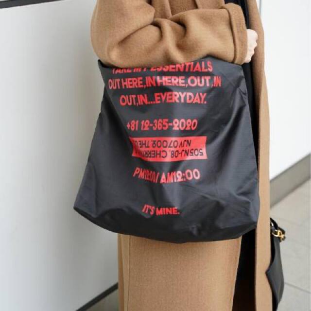 DEUXIEME CLASSE(ドゥーズィエムクラス)のDeuxieme Classe 【SKIN/スキン】EVERYDAY エコバッグ レディースのバッグ(エコバッグ)の商品写真