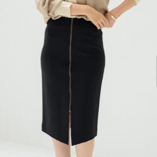 ラウンジドレス(Loungedress)のスカート(ひざ丈スカート)