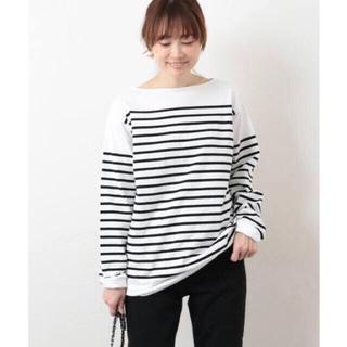 DEUXIEME CLASSE - 新品★Deuxieme Classe★ Coco Stripe T No4