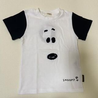 ピーナッツ(PEANUTS)のスヌーピー SNOOPY Tシャツ 100㎝(Tシャツ/カットソー)