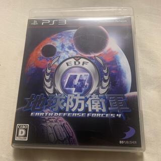 プレイステーション3(PlayStation3)の地球防衛軍4 PS3(家庭用ゲームソフト)