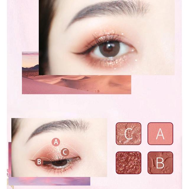 ETUDE HOUSE(エチュードハウス)のイエベ アイシャドウパレッド 豪華セット コスメ/美容のベースメイク/化粧品(アイシャドウ)の商品写真