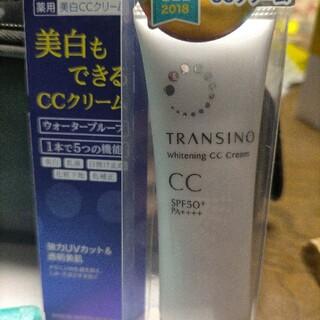 ダイイチサンキョウヘルスケア(第一三共ヘルスケア)のトランシーノ 薬用ホワイトニングCCクリーム(30g)(CCクリーム)