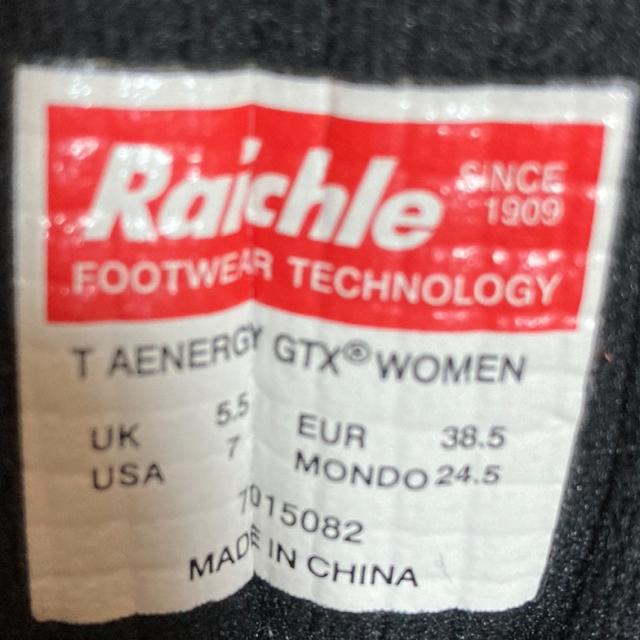 Mammut(マムート)の美品MAMMUT マムート トレッキングブーツ 登山靴24.5 UK5.5  スポーツ/アウトドアのアウトドア(登山用品)の商品写真