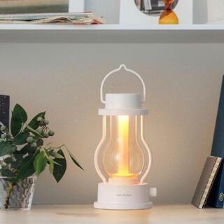 バルミューダ(BALMUDA)のBALMUDA The Lantern」ザ・ランタン (ホワイト)L02A-WH(ライト/ランタン)