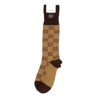 Gucci - GUCCI 靴下 GGロゴ