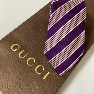 Gucci - GUCCI ネクタイ ハイブランド  グッチ 高級 即購入可能