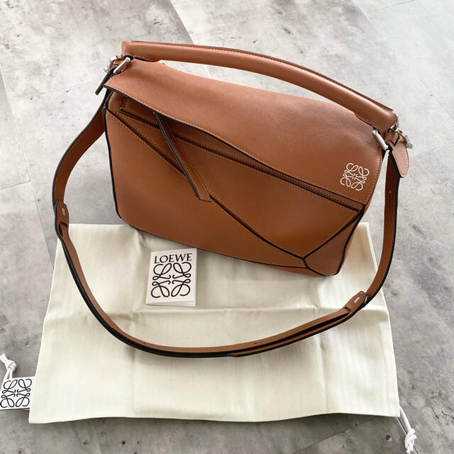 LOEWE(ロエベ)の新品LOEWE パズルバッグ レディースのバッグ(ショルダーバッグ)の商品写真