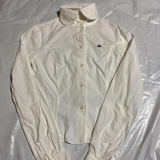 Vivienne Westwood - viviennewestwood  長袖シャツ 白シャツ