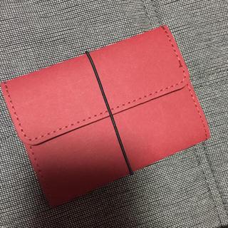 ムジルシリョウヒン(MUJI (無印良品))のカードケース(名刺入れ/定期入れ)