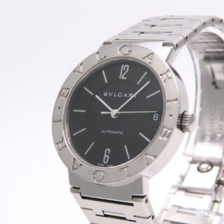 BVLGARI - 【BVLGARI】ブルガリ 時計 'BB33SS' automatic☆極美品☆