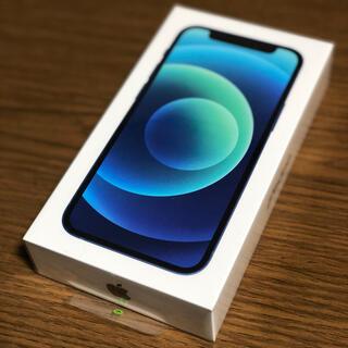 Apple - iPhone12mini 128GB ブルー SIMフリー