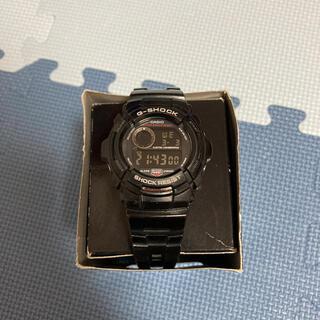カシオ(CASIO)のCASIO カシオ G-SHOCK G-2000 ブラック 黒 元箱付き(腕時計(デジタル))