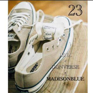MADISONBLUE - 【CONVERSE×MADISONBLUE×IENA 】ALLSTAR 23